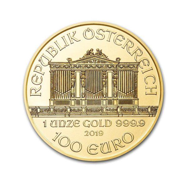 Philharmoniker 1 Oz - Gold Service - Achat & Vente Or - Boutique en ligne