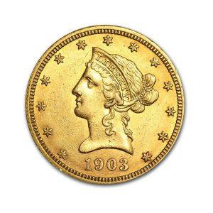 10 Dollars - Liberty Head - Gold Service - Achat & Vente Or - Boutique en ligne