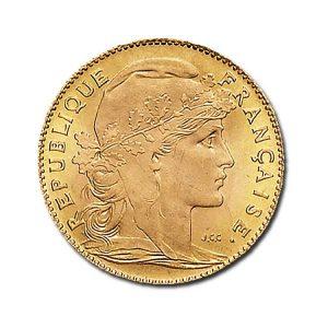 10 Francs Napoléon - Coq Marianne - Gold Service - Achat & Vente Or - Boutique en ligne
