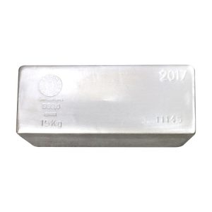 Lingot Argent Argor 15 Kg - Gold Service - Achat & Vente Or - Boutique en ligne