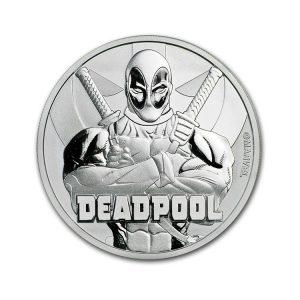 Marvel Serie - Dead Pool 1 Oz - Gold Service - Achat & Vente Or - Boutique en ligne