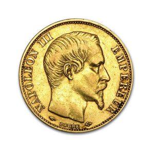 10 Francs Napoléon - Tête nue - Gold Service - Achat & Vente Or - Boutique en ligne