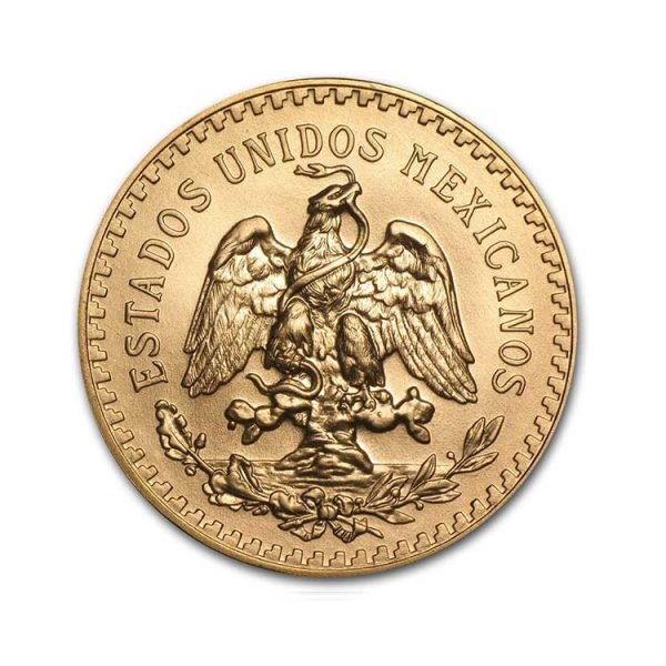 50 Mexican Pesos - Gold Service - Buy & Sell Gold - Online Shop
