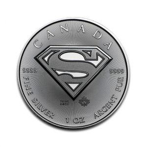 Silver Superman 1 Oz - Gold Service - Achat & vente OR - Boutique en ligne