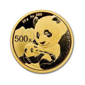 China 30gr Gold Panda - Année aléatoire - Gold Service - Achat & vente OR - Boutique en ligne