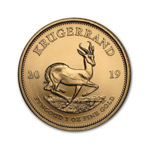 Krugerrand 1 Oz - Gold Service - Achat & vente OR - Boutique en ligne