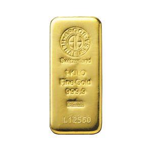 Lingot Or Argor 1 Kg - Gold Service - Achat & vente OR - Boutique en ligne