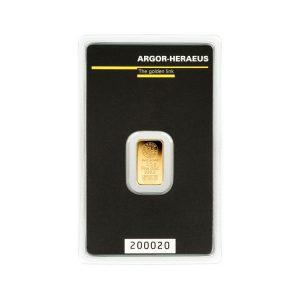 Lingot Or Argor 2,5g - Gold Service - Achat & vente OR - Boutique en ligne