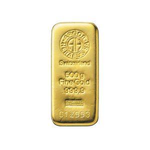 Lingot Or Argor 500g - Gold Service - Achat & vente OR - Boutique en ligne