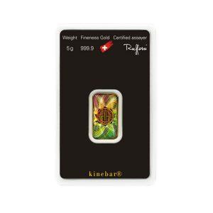 Lingot Or Kinebar 5g - Gold Service - Achat & vente OR - Boutique en ligne