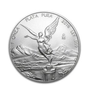 Mexican Libertad Silver 1 Oz - Gold Service - Or & Argent - Boutique en ligne