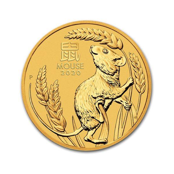 Lunar Mouse 1 Oz - Gold Service - Achat & Vente Or - Boutique en ligne