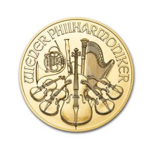 2020 Philharmonic - Gold Service - Achat & vente OR - Boutique en ligne