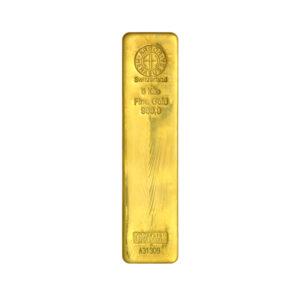 Lingot Or Argor - 5 kg - Gold Service - Achat & Vente Or - Boutique en ligne