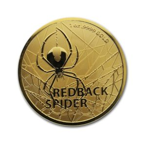 Gold Redback Spider - Achat Or - Gold Service - Boutique en ligne