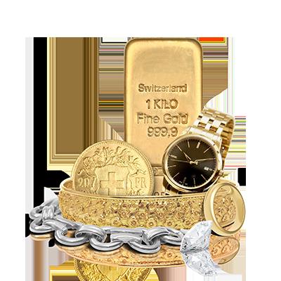 Achat Or, Vente - Or et Argent | Gold Service