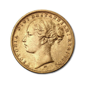 1 Pound Sovereign Victoria - Gold Service - Achat & vente OR - Boutique en ligne