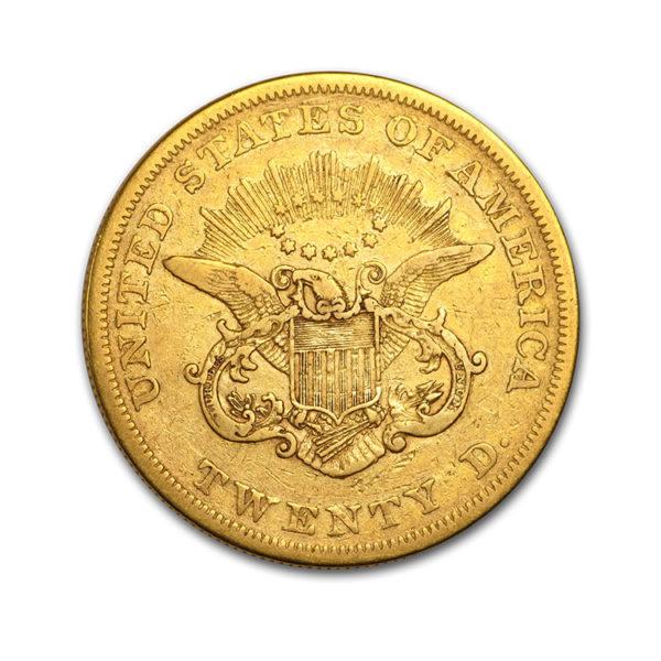 20$ Double Eagle - Liberty Head - Gold Service - Achat & Vente Or - Boutique en ligne