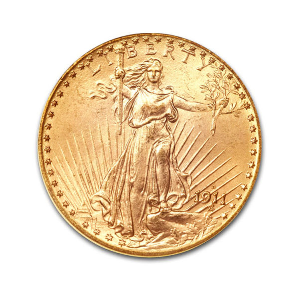20$ Double Eagle - Saint-Gaudens - Gold Service - Achat & Vente Or - Boutique en ligne