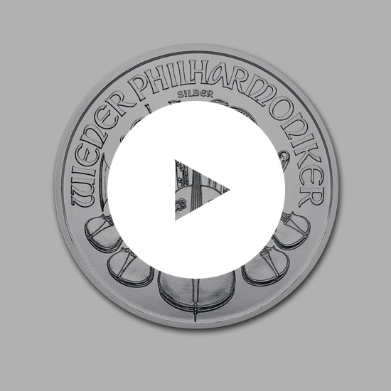 Silver Philharmoniker 1 Oz