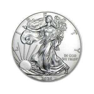 2020 Silver Eagle 1 Oz - Gold Service - Achat & Vente Or - Boutique en ligne