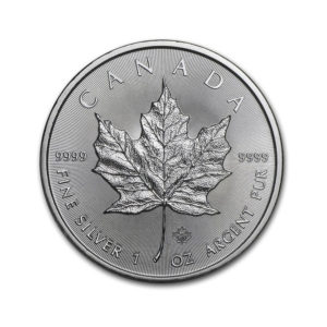 2020 Silver Maple Leaf 1 Oz - Gold Service - Achat & Vente Or - Boutique en ligne