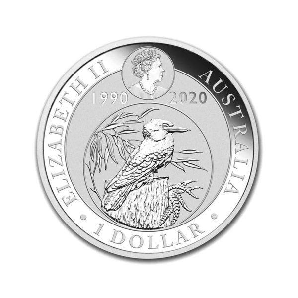2020 1 Oz Silver Kookaburra - Gold Service - Achat & Vente Or - Boutique en ligne