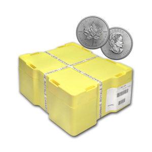 2020 Silver Maple Leaf MonsterBox - Gold Service - Achat & Vente Or - Boutique en ligne