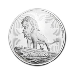 Disney Lion King 1 Oz - Gold Service - Achat & Vente Or - Boutique en ligne