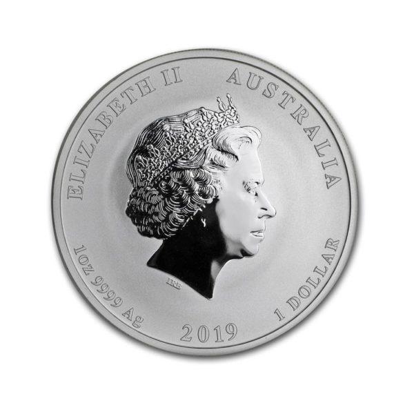 1 Oz Silver Lunar Pig - Gold Service - Achat & Vente Or - Boutique en ligne