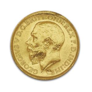 1 Pound Sovereign George V