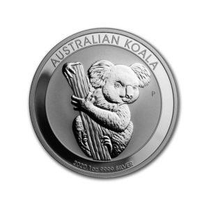 2020 Australia 1 oz Silver Koala BU - 1 Oz - Gold Service - Achat & Vente Or - Boutique en ligne