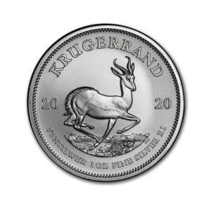 2020 Silver Krugerrand 1 Oz - Gold Service - Achat & Vente Or - Boutique en ligne - 1 Oz - Gold Service - Achat & Vente Or - Boutique en ligne
