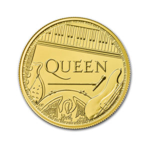 1 oz Gold Music Legends: Queen BU - Gold Service - Achat Or - Boutique en ligne