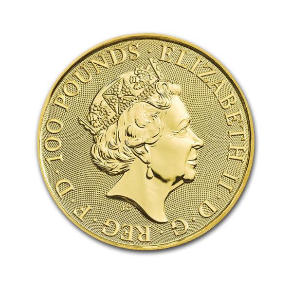 1 oz Gold Music Legends: Queen BU - Gold Service - Buy Gold - Online Shop