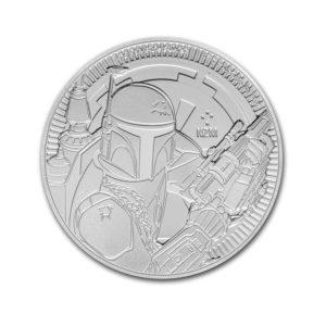 2020 Niue 1 oz Silver $2 Star Wars: Boba Fett BU - Gold Service - Achat Or - Boutique en ligne