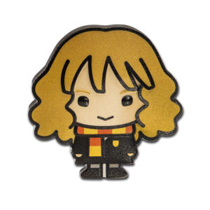 2020 Niue 1 oz Silver Chibi Coin Collection: Hermione Granger