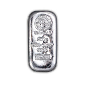 Lingot d'argent Argor - 250g